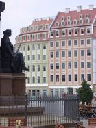 Dresdner Neumarkt am 26.07.2006