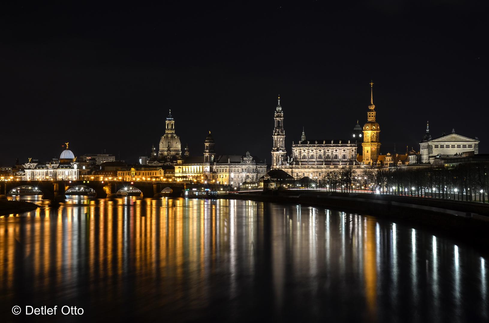 Dresdner Stadtpanorama