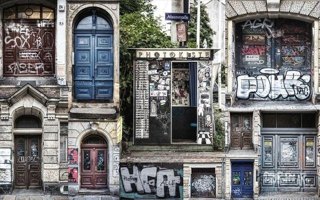 Dresdner Türen