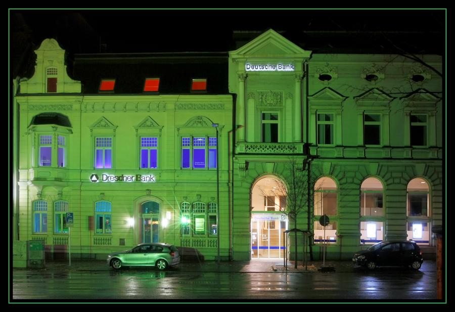 Dresdner und Deutsche Bank