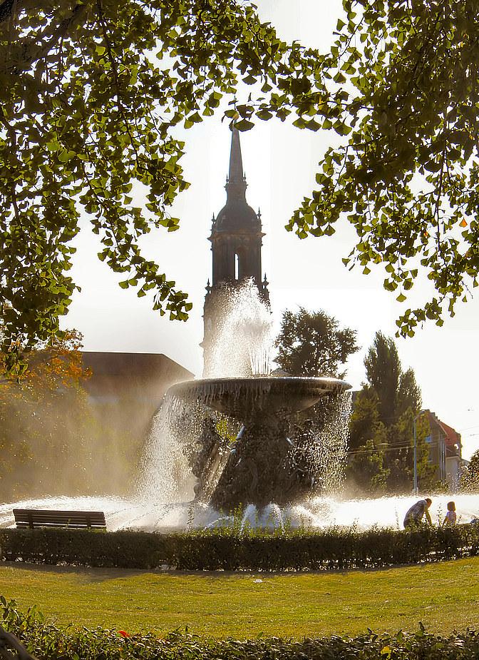 Dresdner Wasserspiele ...