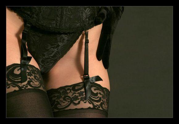 dressed in black II