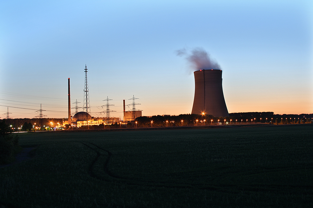 DRI Kernkraftwerk Philippsburg 2011