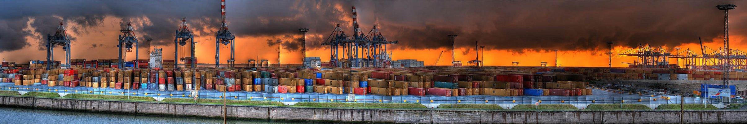 DRI Panorama Bremerhaven