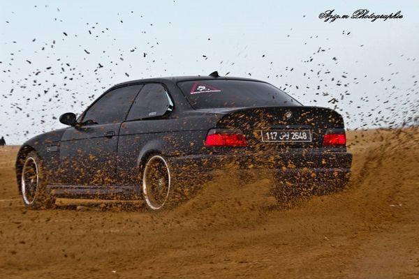 Drift From tunisia