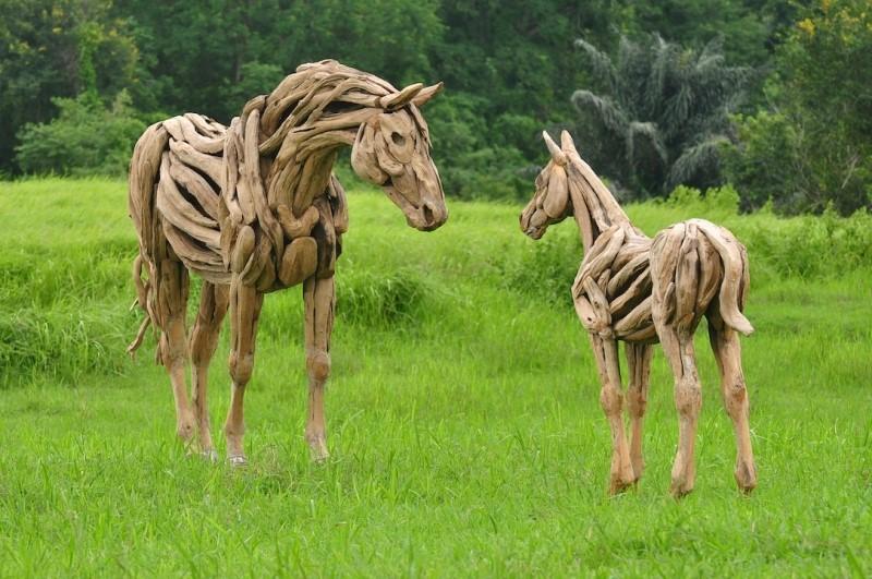 Driftwood-Art - bezaubernde Unikate der Treibholzkunst - Bild 4
