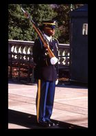 drillllllll ...at the unknown soldier - Arlington -