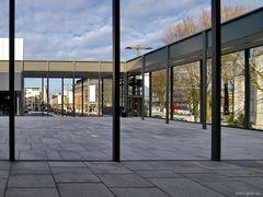 Drinnen - draußen, Museum Folkwang