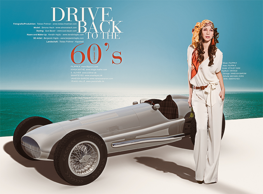Drive Back to the 60's