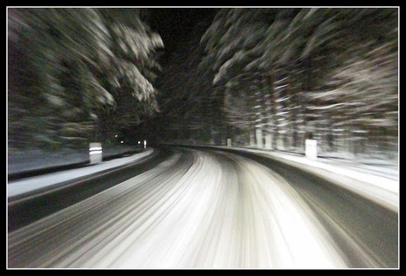 ... driving home for Christmas ... !