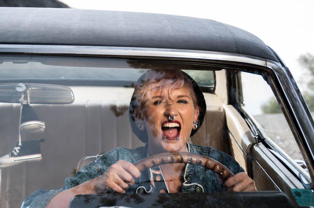 Driving Wild