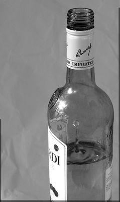 drop in a bottle