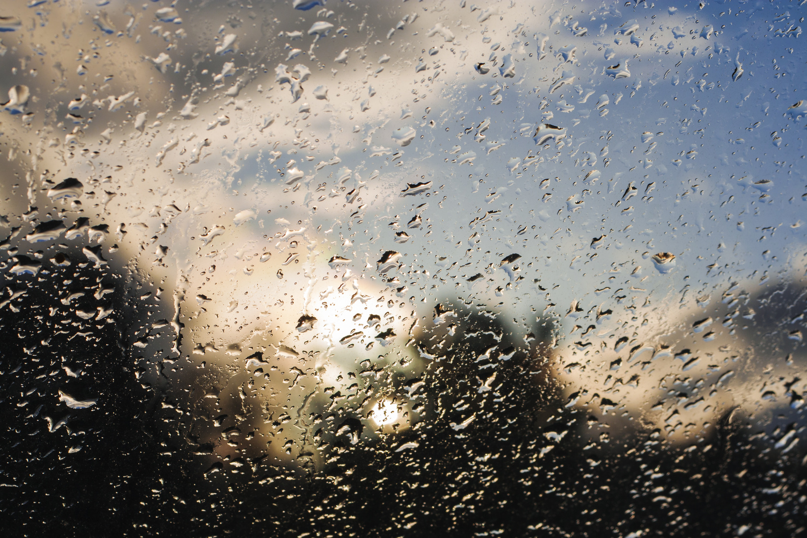Dropped Window