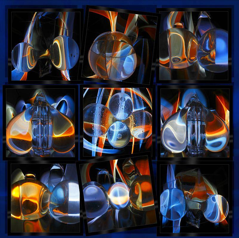 Drops Light (LightGraphic - Reflexions. Distortions 2009)