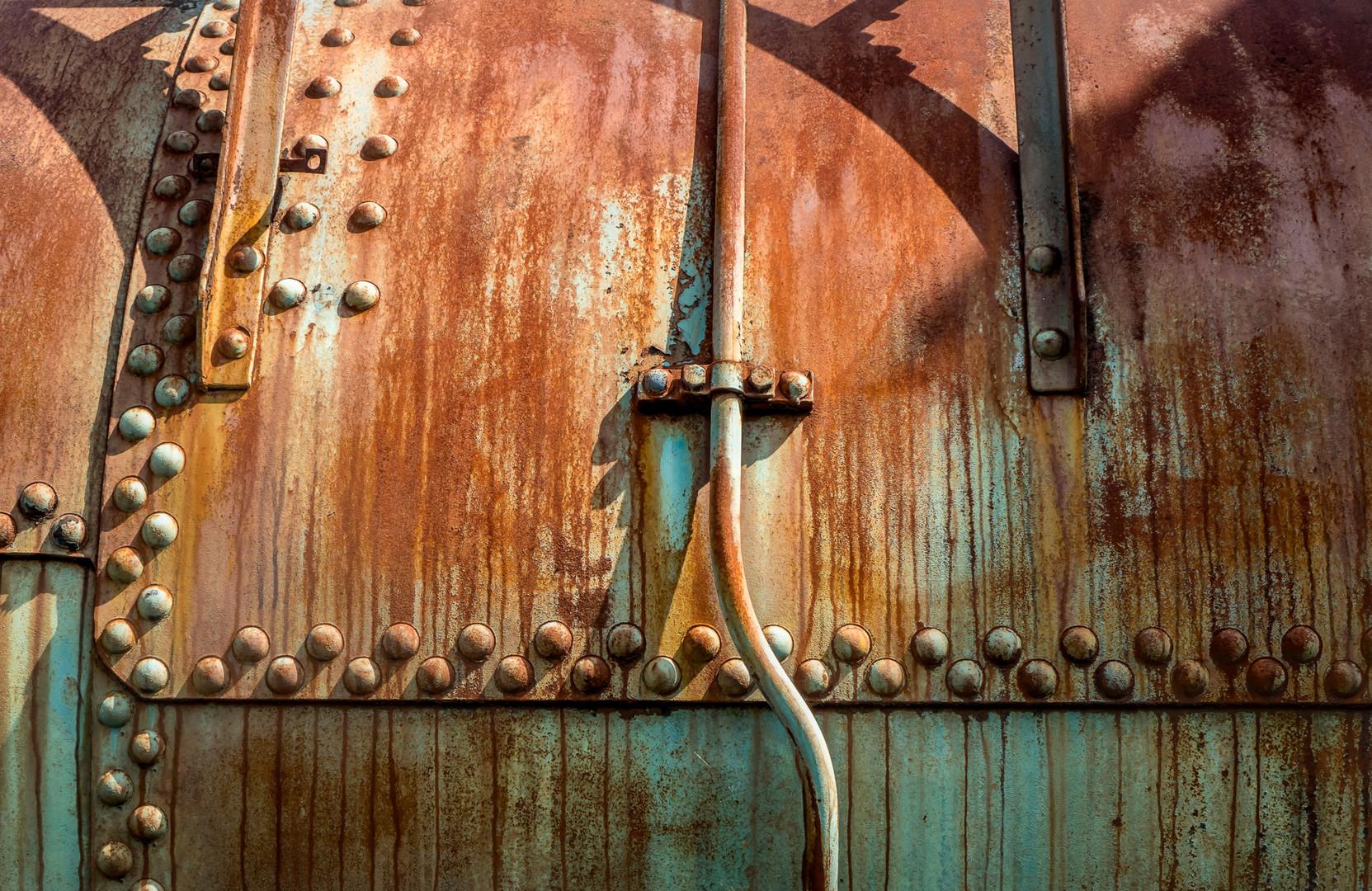 Druck im Kessel Foto & Bild | industrie und technik, bergbau ...