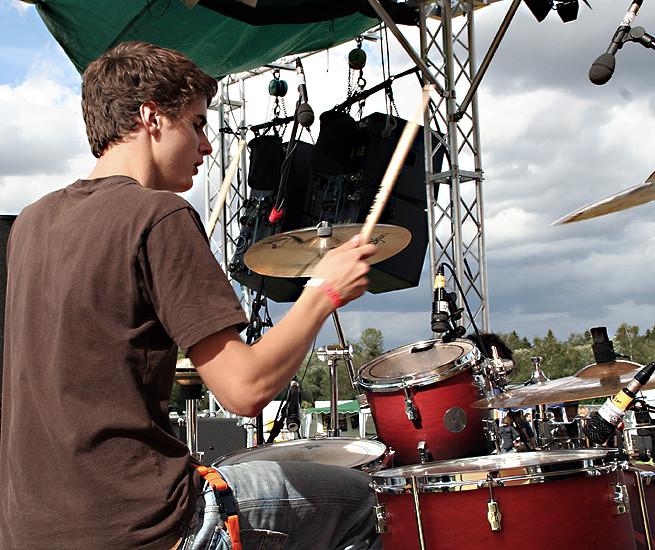 Drummer (Band: Sike)