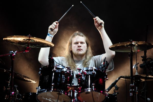 Drummer im Spotlight