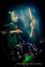 Drummer's look