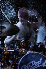 drummers shower
