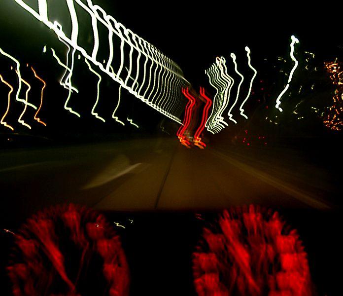 - drunk drive -