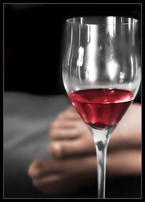 dry wine and sweet feet