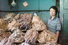 Dryed fish