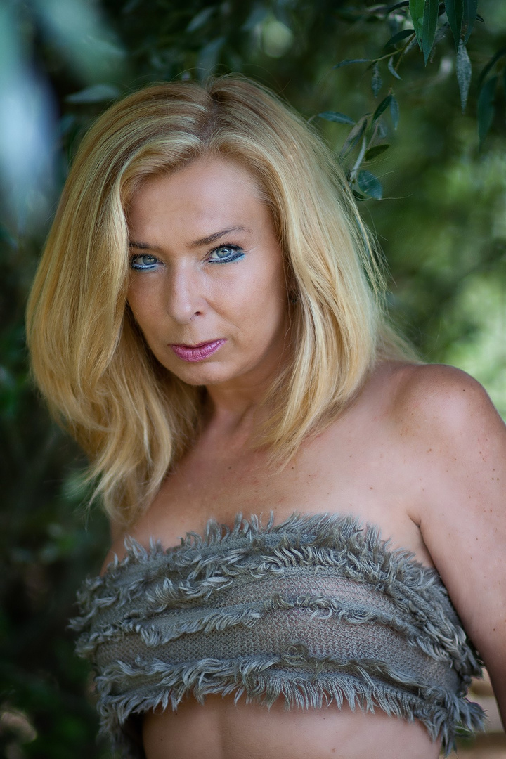 Dschungel Lady