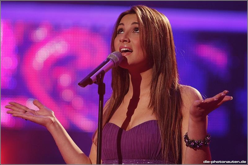 DSDS-Kandidatin Monika Ivkic