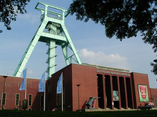 Dt. Bergbaumuseum Bochum