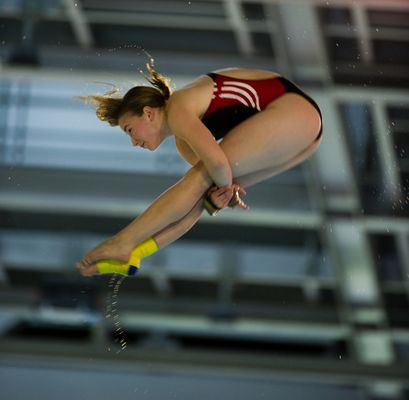 Dt. Meisterschaften im Wasserspringen in Berlin II