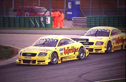 DTM 2000, Audi
