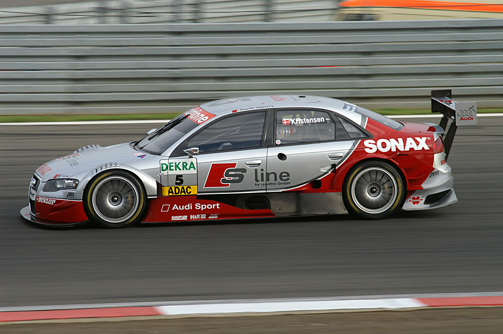 DTM 2005 - Tom Kristensen