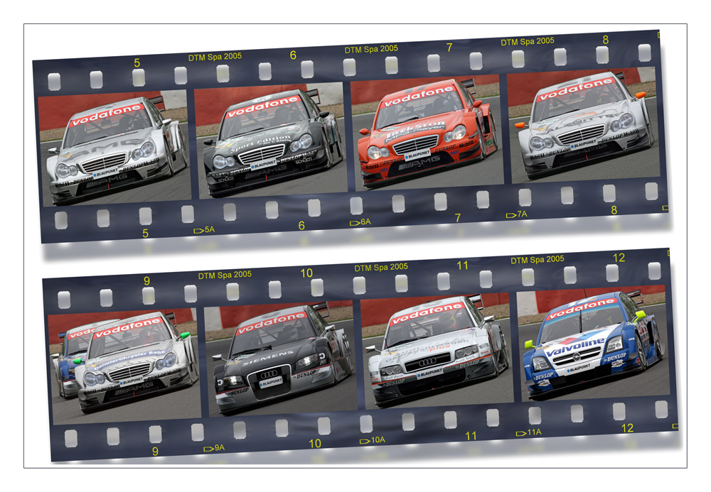 DTM 2005@Rivage