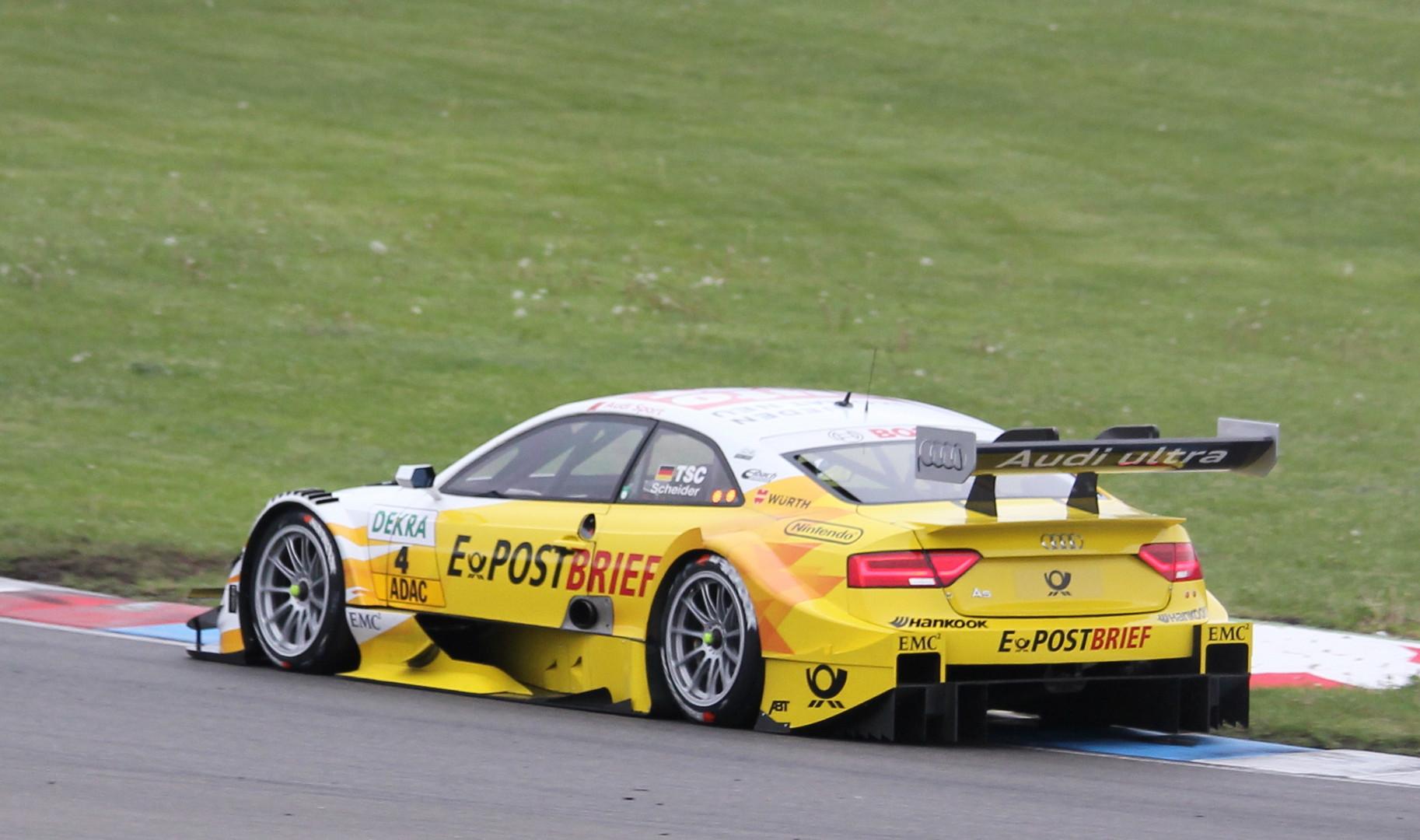 DTM 2012 Lausitzring