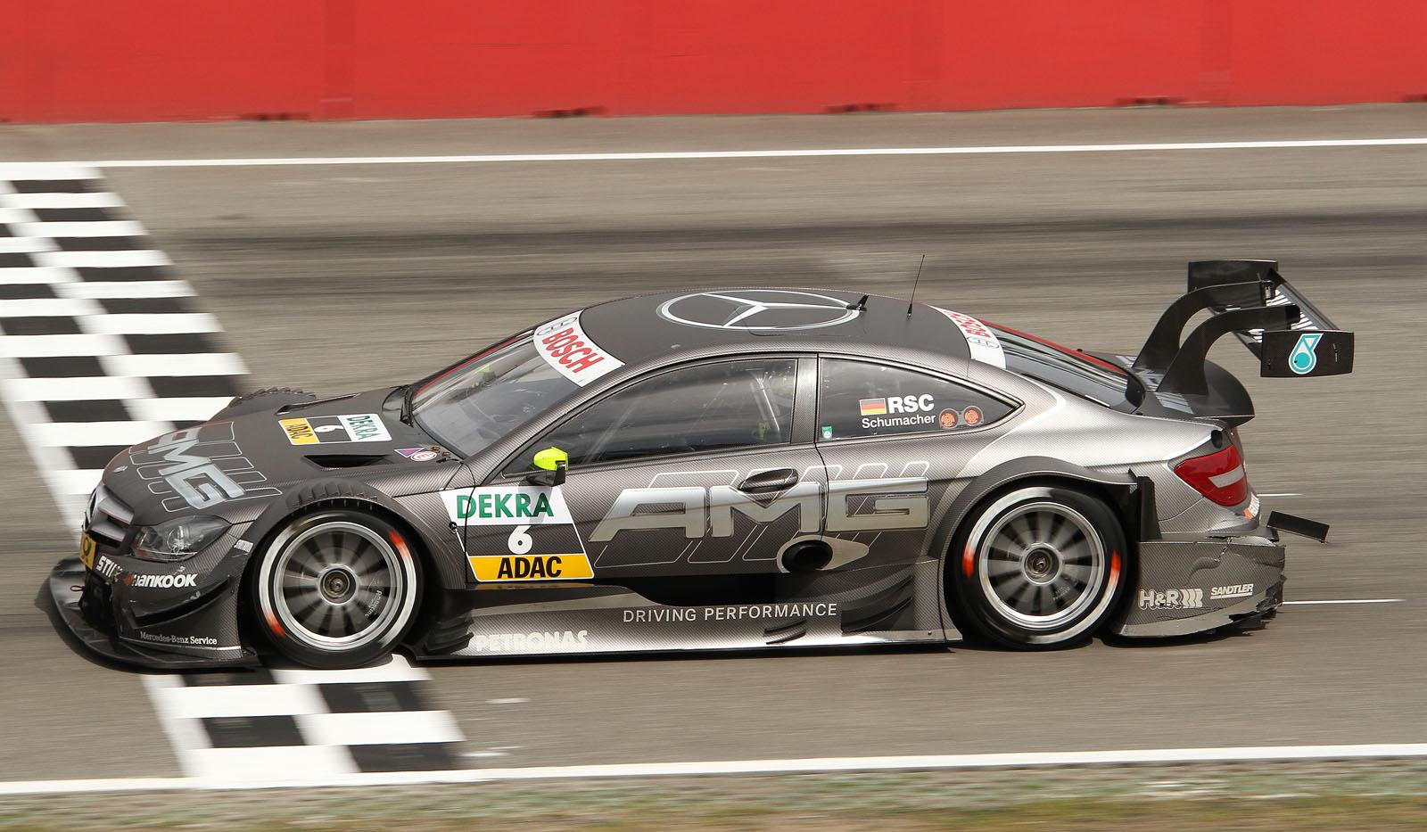 DTM 2012 Ralf Schumacher