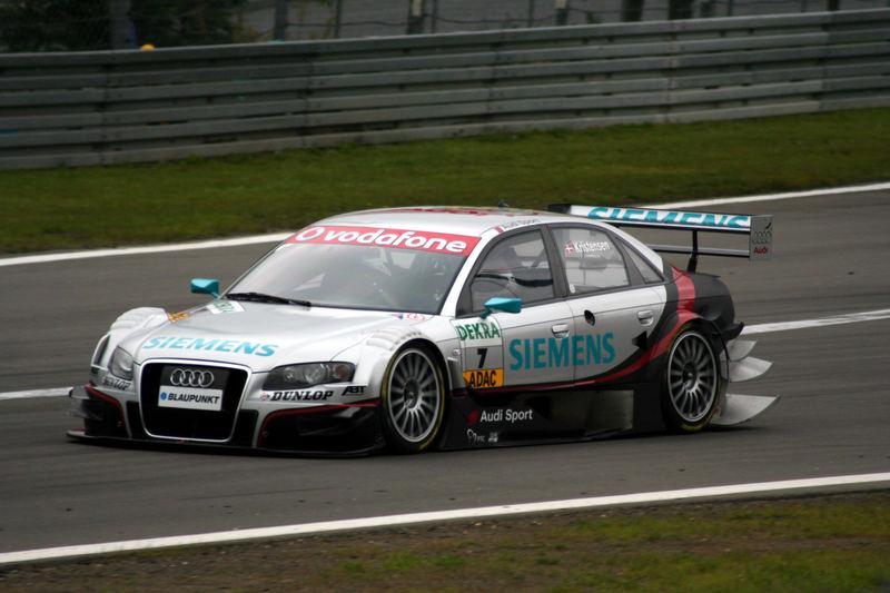 DTM Audi Kristensen