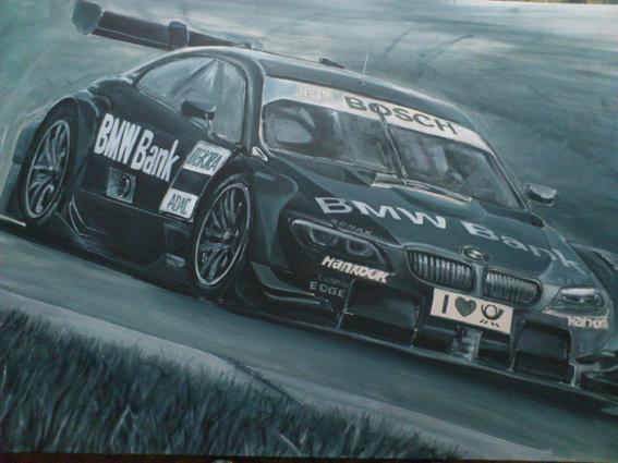 DTM BMW 2012 champ