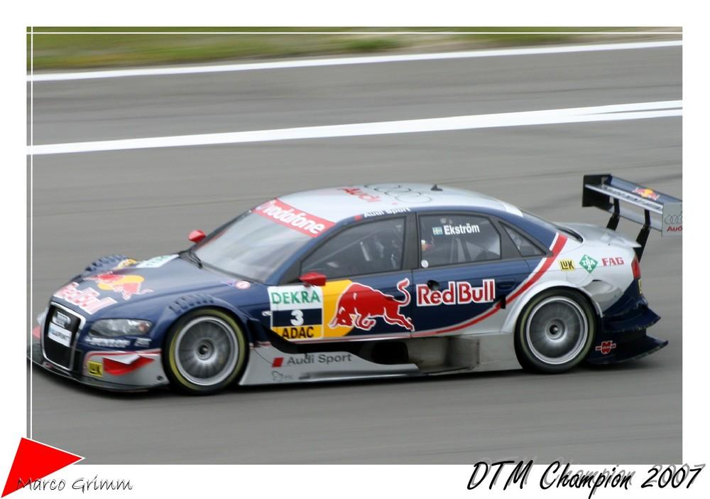 DTM Champion 2007