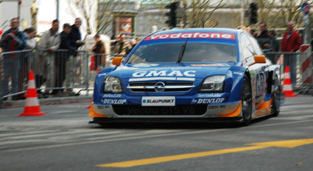 DTM-Eröffnung 2005 in Hamburg