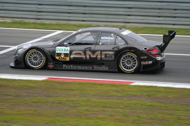 DTM Mercedes Häkkinen, Foto 2