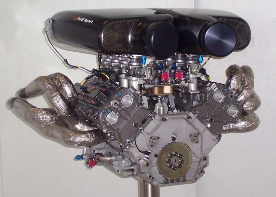 DTM- Motor