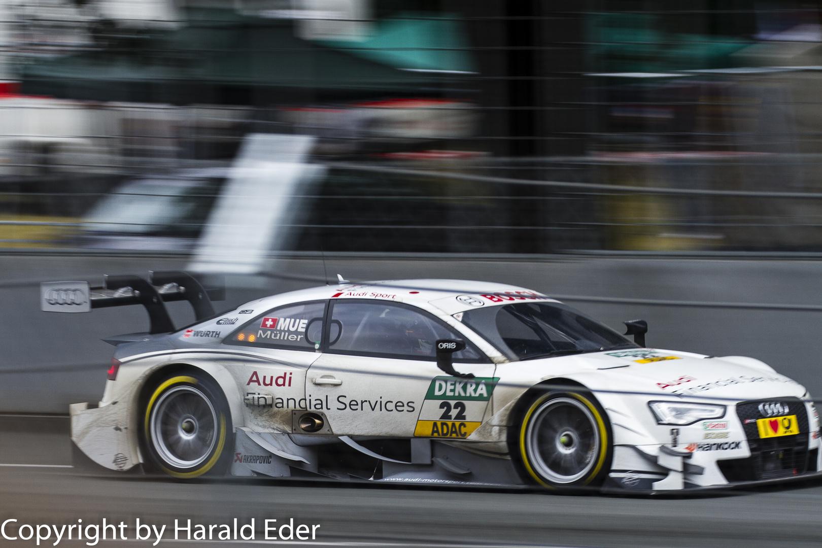 DTM Norisring 2014