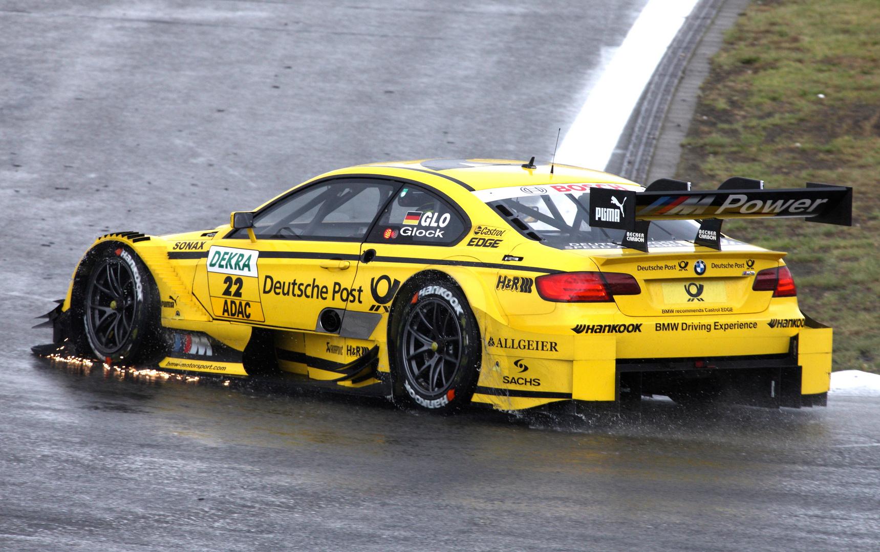 DTM Nürburgring 18.08.13 Timo Glock