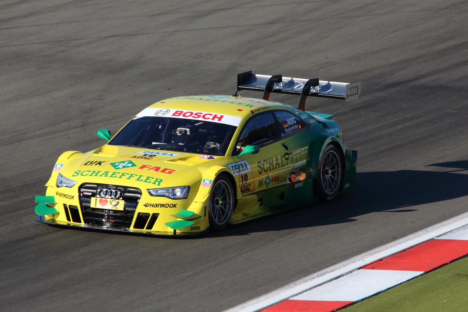DTM Nürburgring 2013 Rockenfeller