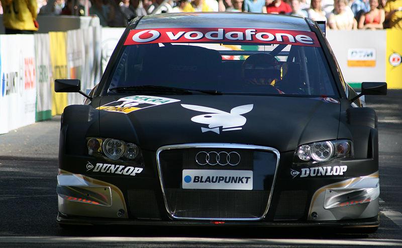 DTM-Präsentation 2007 Audi