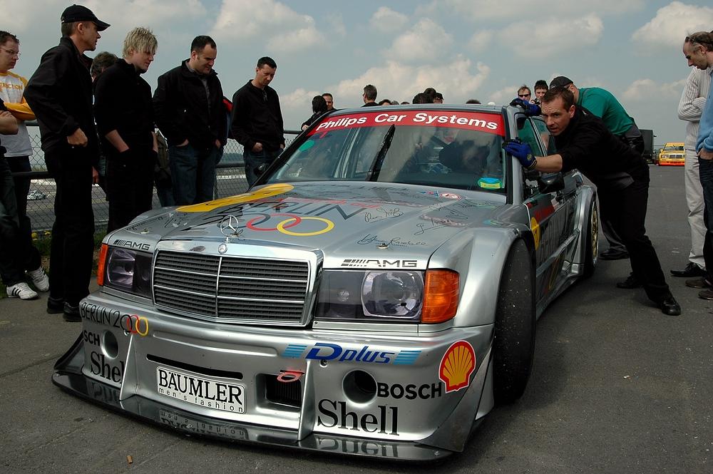 DTM Revival am Nürburgring - Berlin 2000