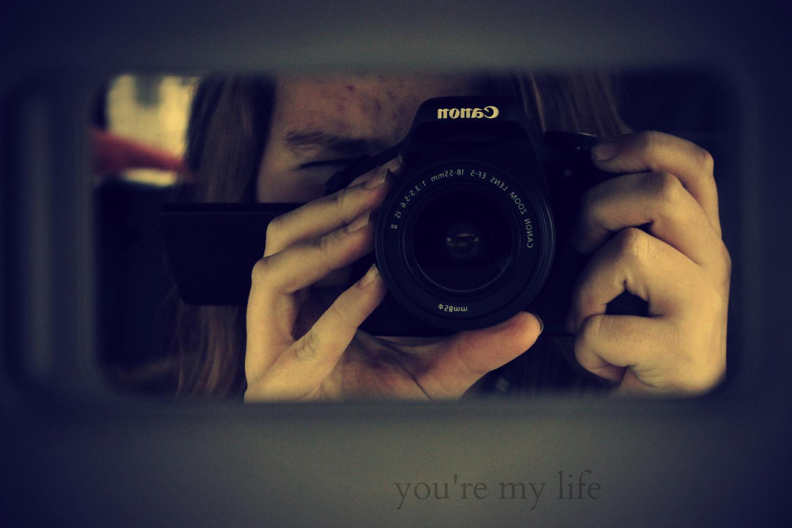 du bist alles für mich!