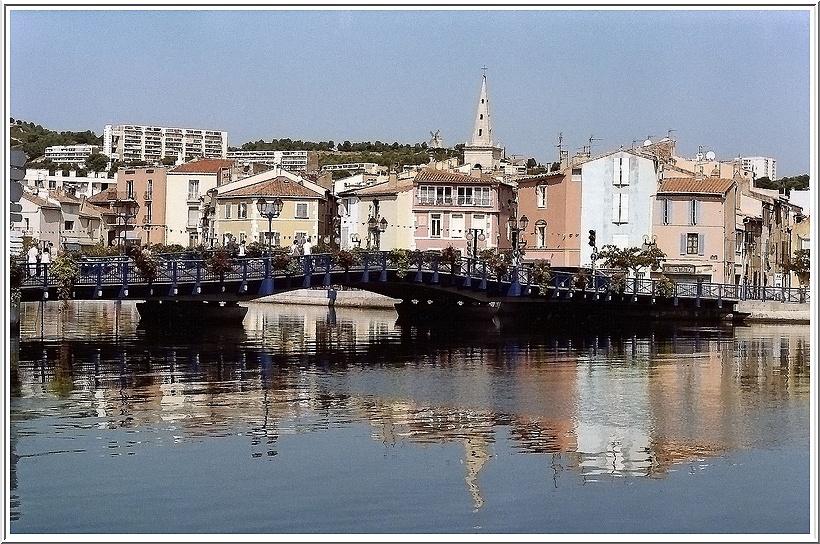 Du côté de Martigues