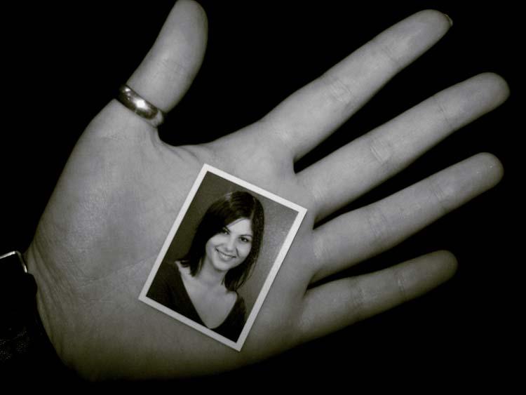Du hast mein Herz in deiner Hand...