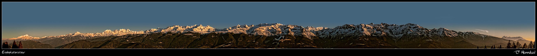 •Du Mont Blanc au Taillefer•